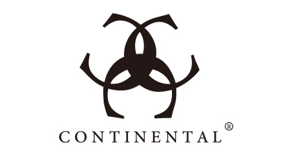 CONTINENTAL CLOTHING ロゴ