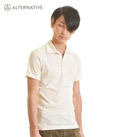 Eco-Jersey The Berke Urban Polo WHホワイト Sサイズ メンズ 176cm